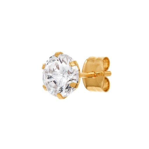 Örhänge styck i 18K guld