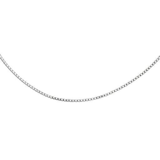 Kedja i äkta silver 42 cm