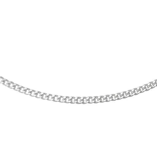 Kedja i äkta silver 70 cm