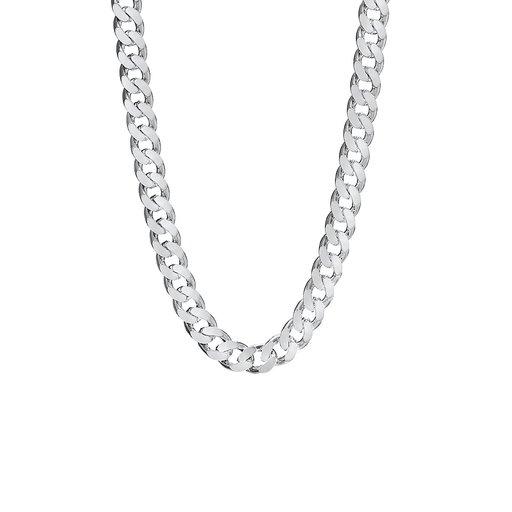 Halslänk i silver 45 cm