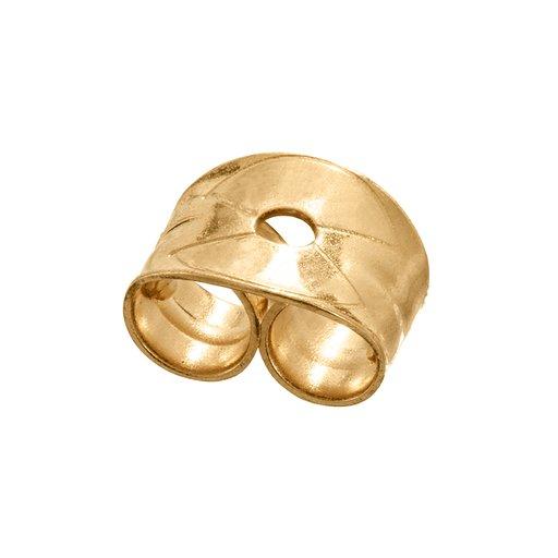 Snurrebuss styck i 18K guld