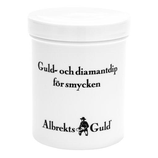 Putsmedel för guld