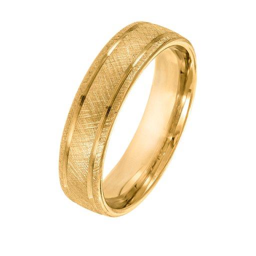Förlovningsring 18K guld 5mm