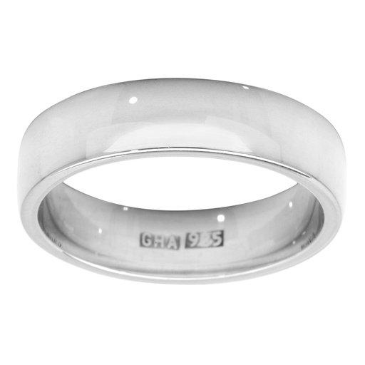 Förlovningsring i äkta silver