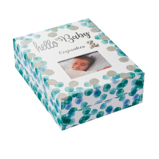 Baby minnesbox