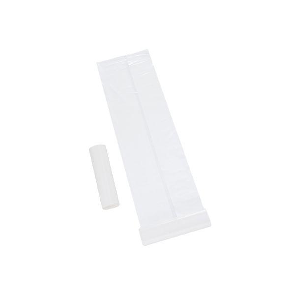 Sopsäck, vit