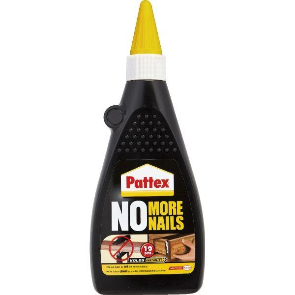 No more nails, trälim