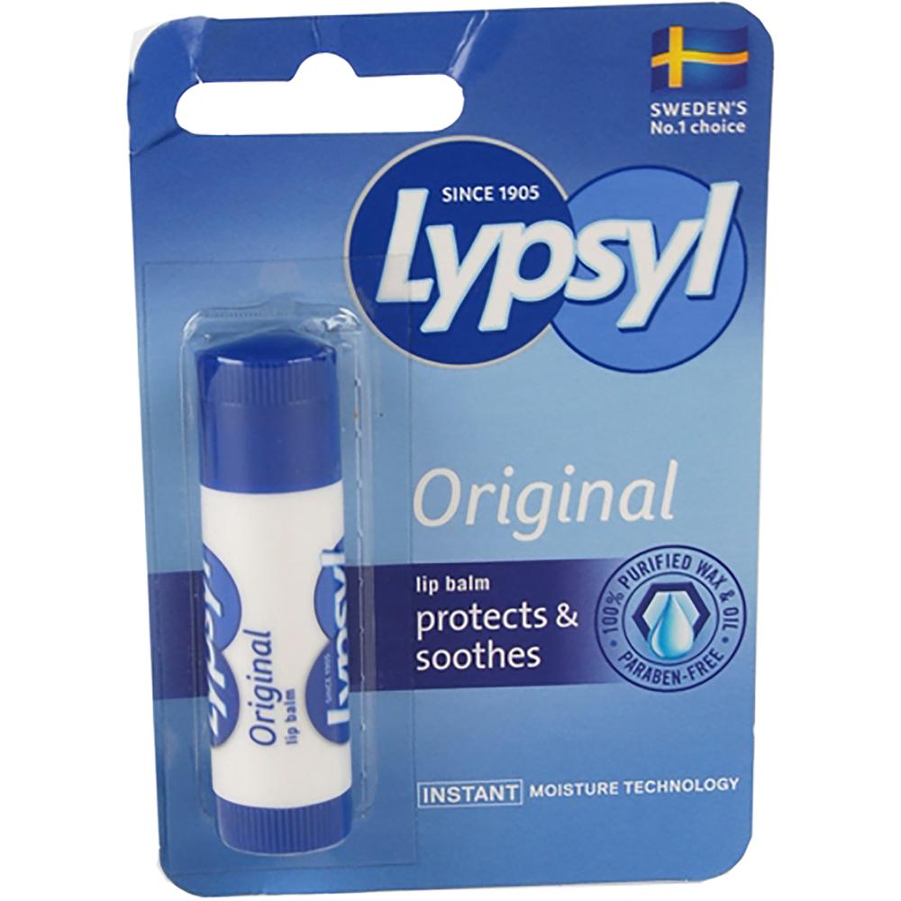 Lypsyl, original