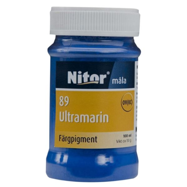 Ultramarin, nr 89