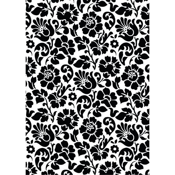 Barokk svart/hvit