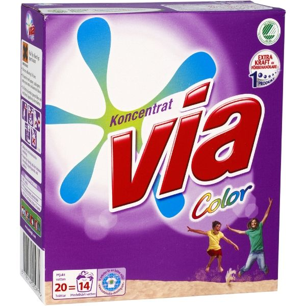 Via, Colour