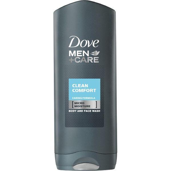 Dove, shower men