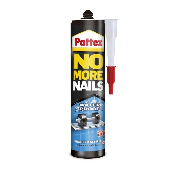 No more nails, Montagelim, WaterProof