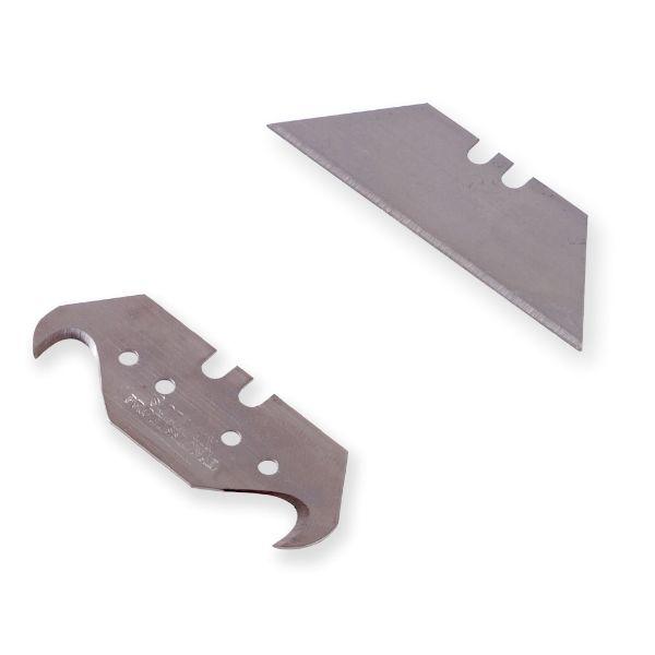 Kniv-/krokblad