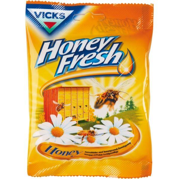 Vicks Honeyfresh halstablett