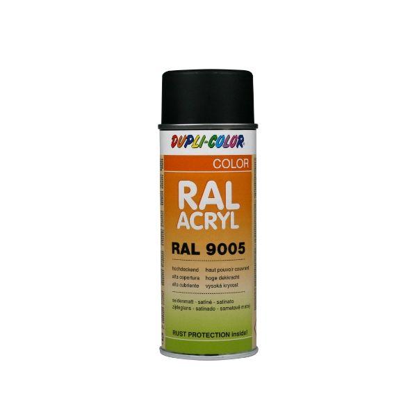 RAL acryl halvblank