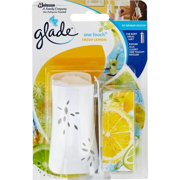 Glade, One touch