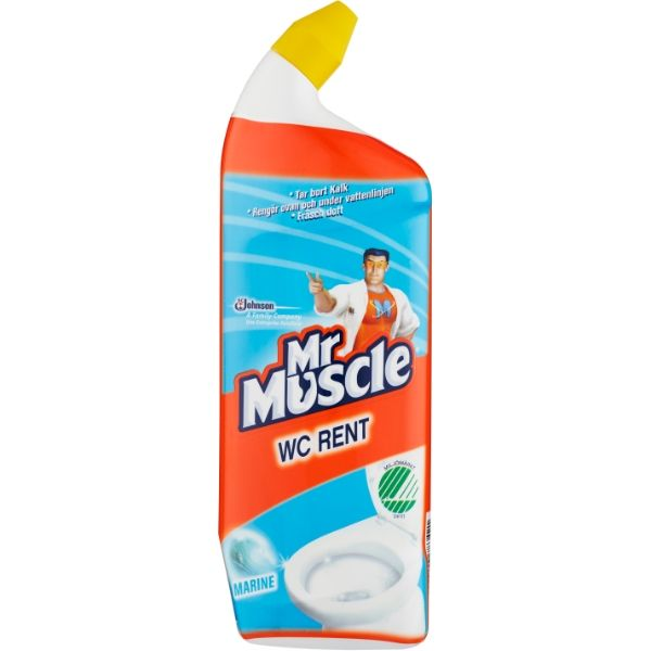 Mr Muscle, wc rent