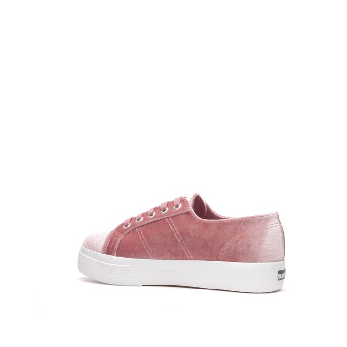 2730 VELVETCHENILLEW PINK DUSTY ROSE