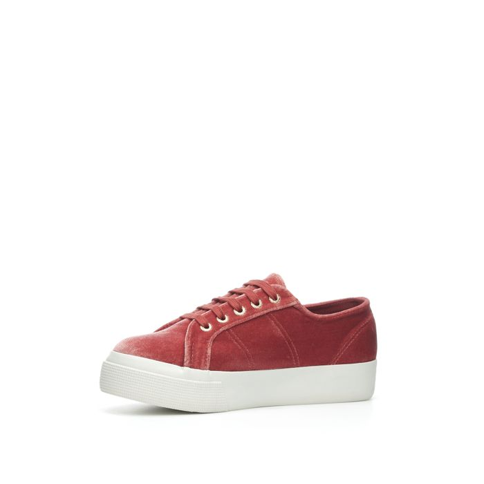 2730 VELVETCHENILLEW RED TABASCO