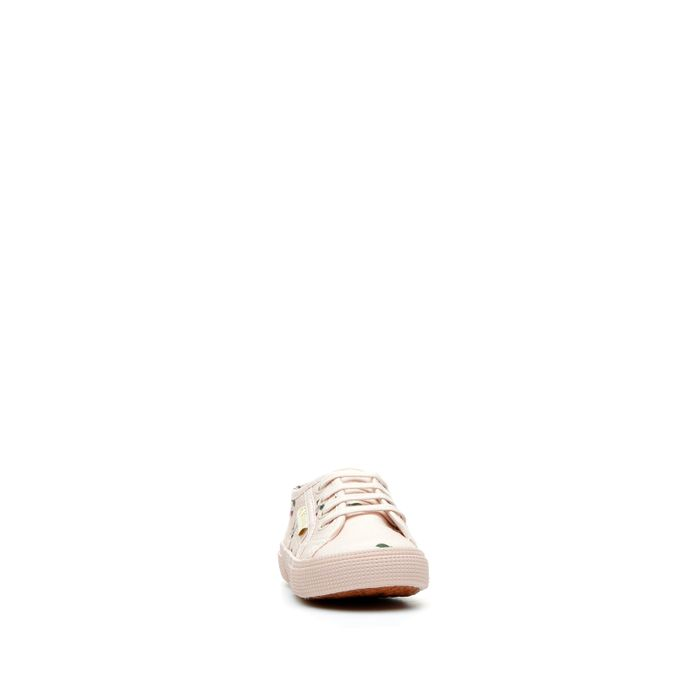 2750 SUPERGA X KONGES SLØJD COTFANT BUMP SILVER/RED CHERRY