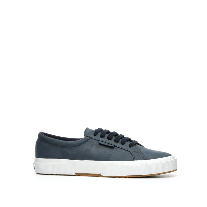 2750 Leather sneakers NAVY