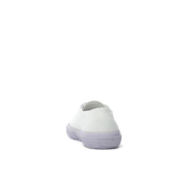 2750 SUPERGA X DAGMAR POLYKNIT WHITE-LILAC