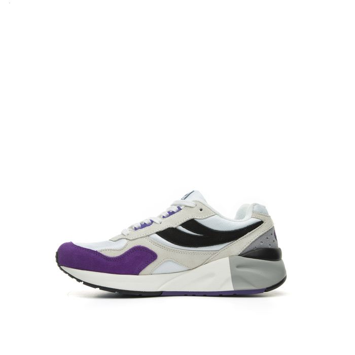 4073 SUEPOLYU WHITE-BLACK-PURPLE