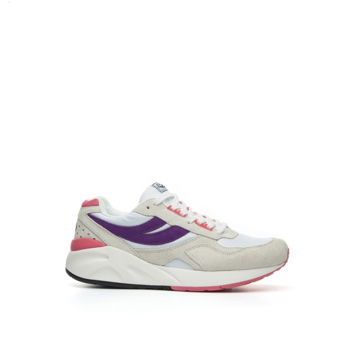 4073 SUEPOLYU WHITE-CORAL-PURPLE