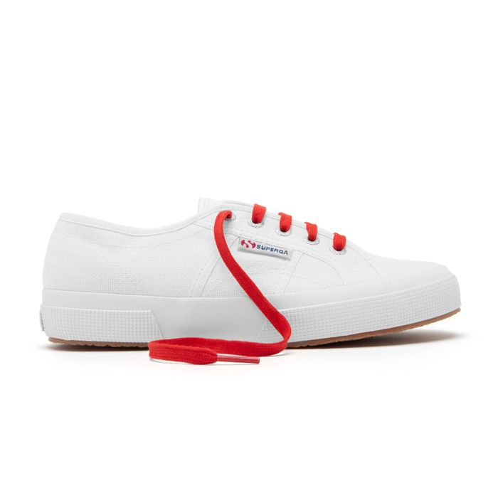 COLOR LACES RED