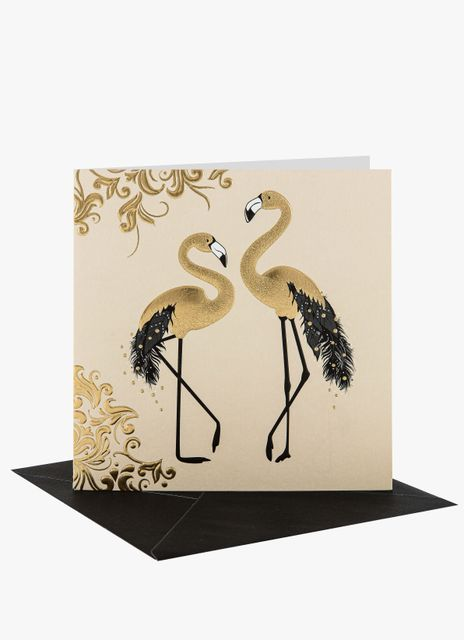 Luxury Flamingos