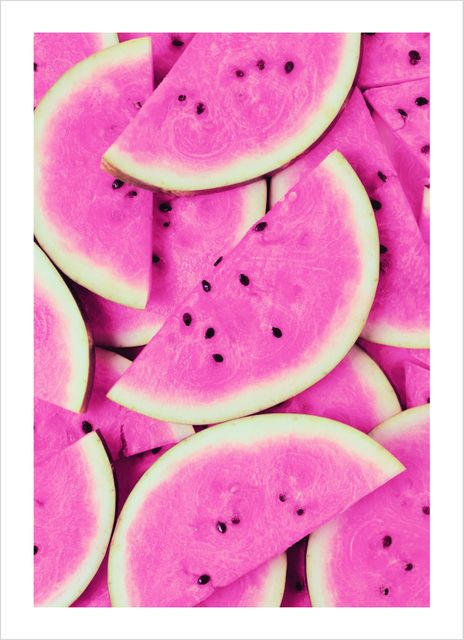 Melons poster