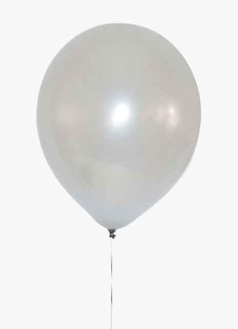 Silvery Balloons