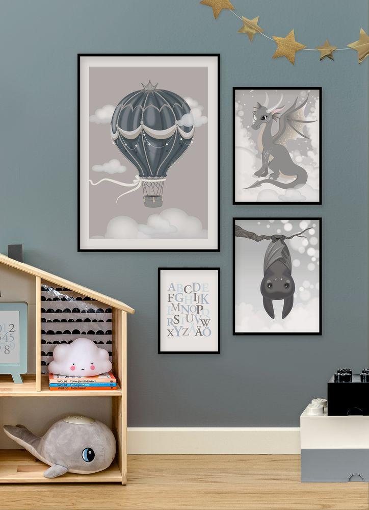 Fladdermus sago poster