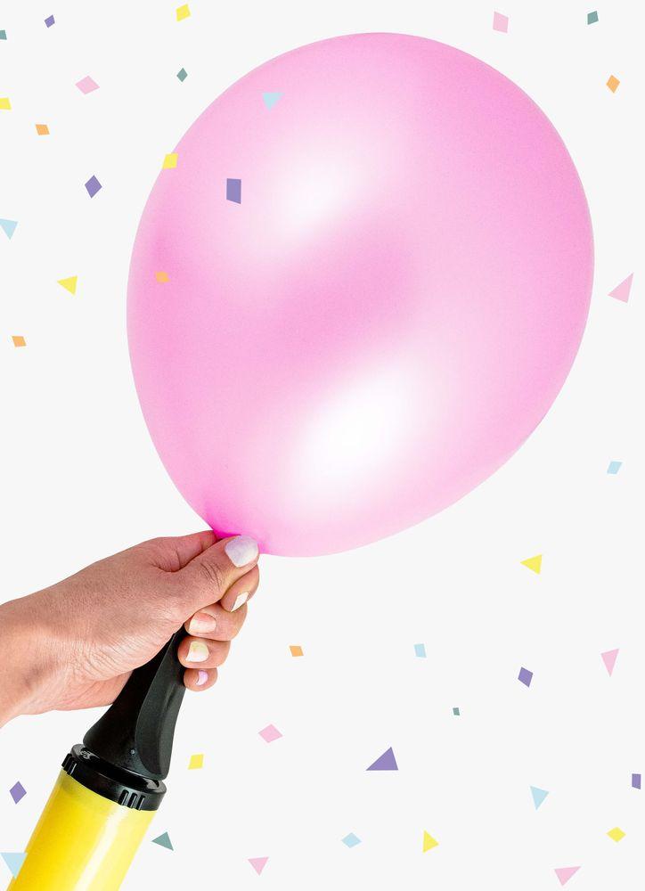 Ballongpump