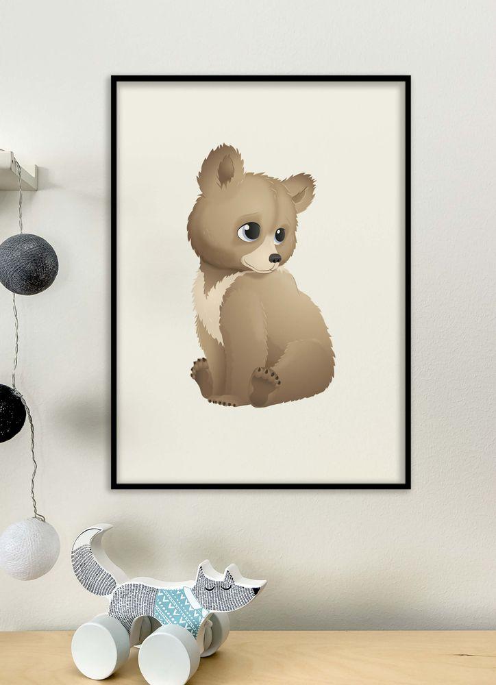 Björnunge poster