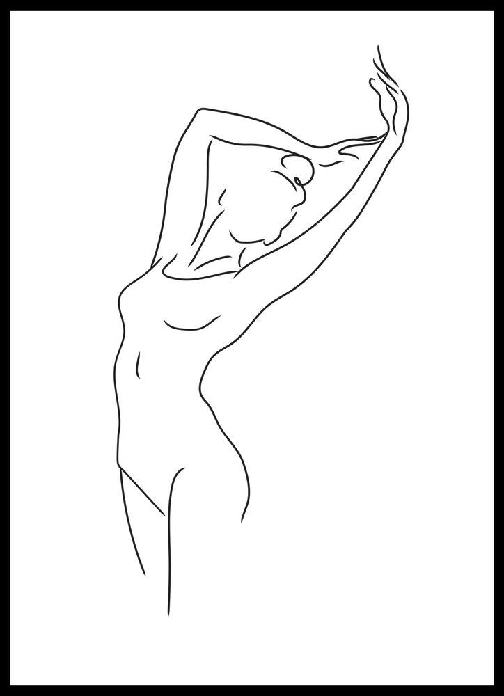 Dansös poster