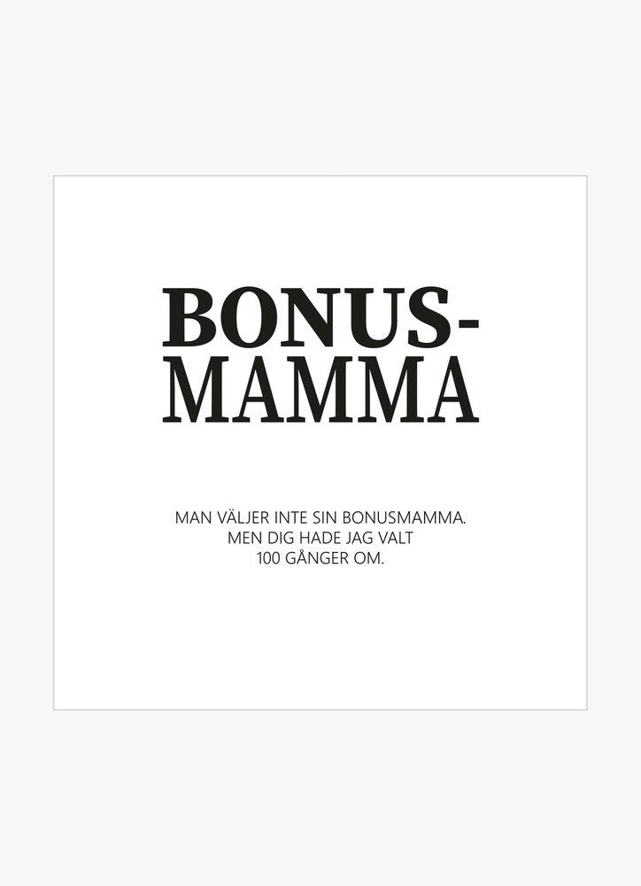Bonusmamma poster