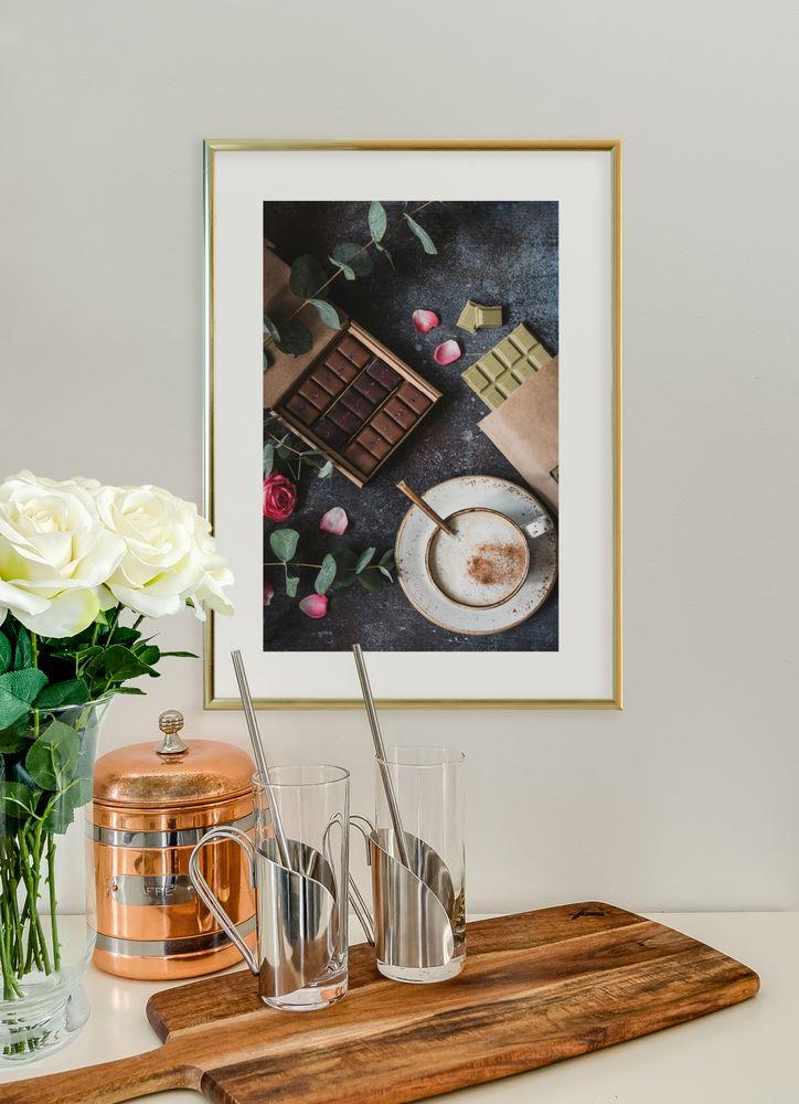 Choklad poster