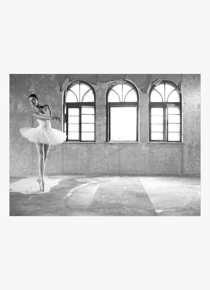 Dansande ballerina poster