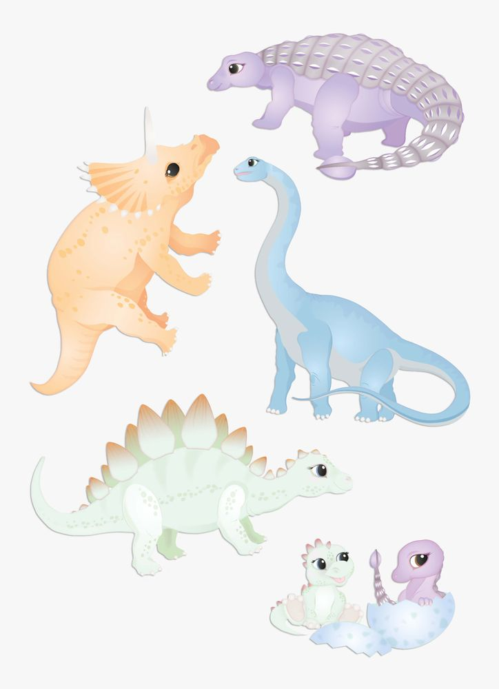 Dinosaurs decor