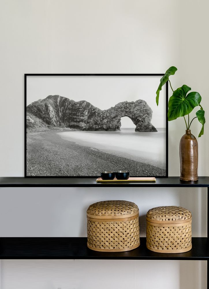 Durdle door beach poster