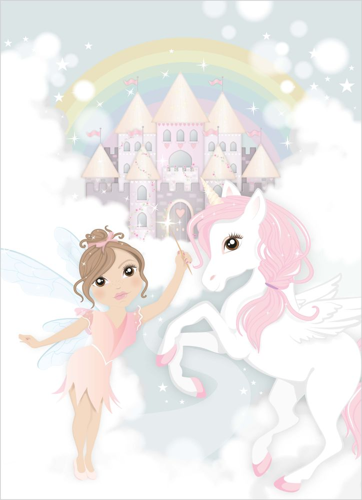 Fairy land poster