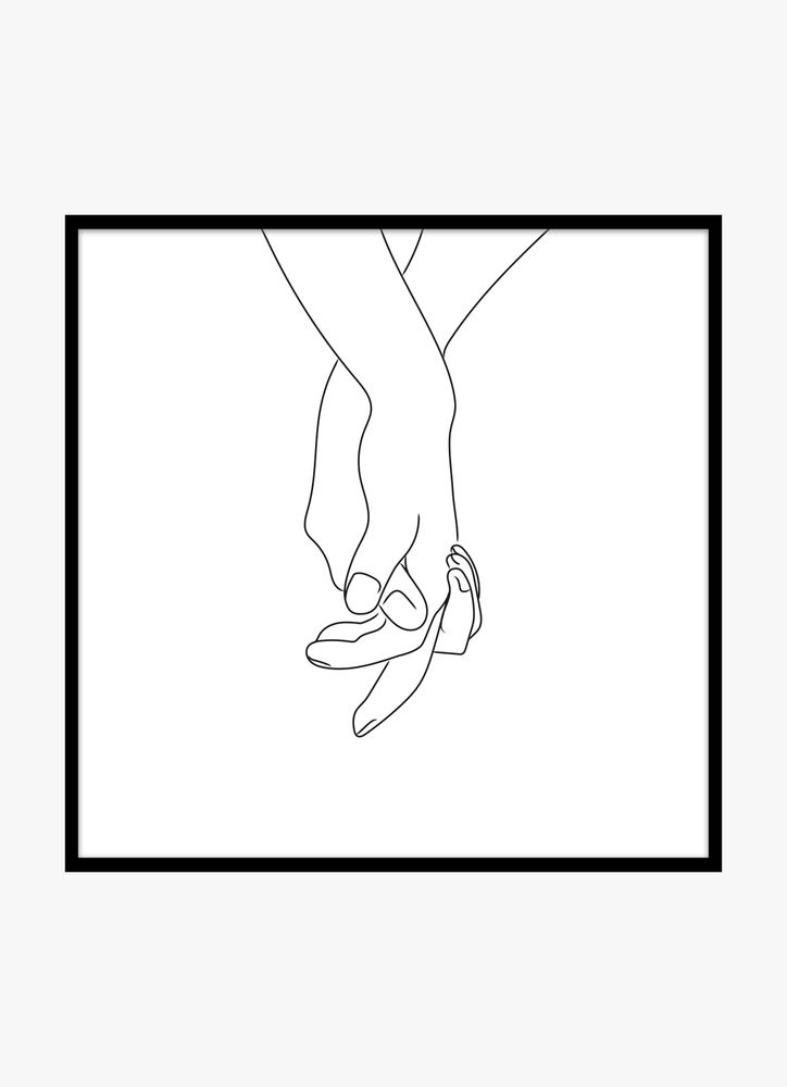 Händer vit