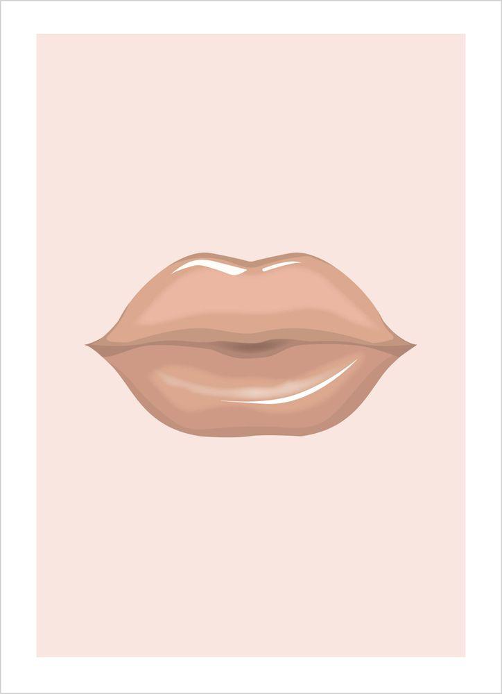 Läppar poster