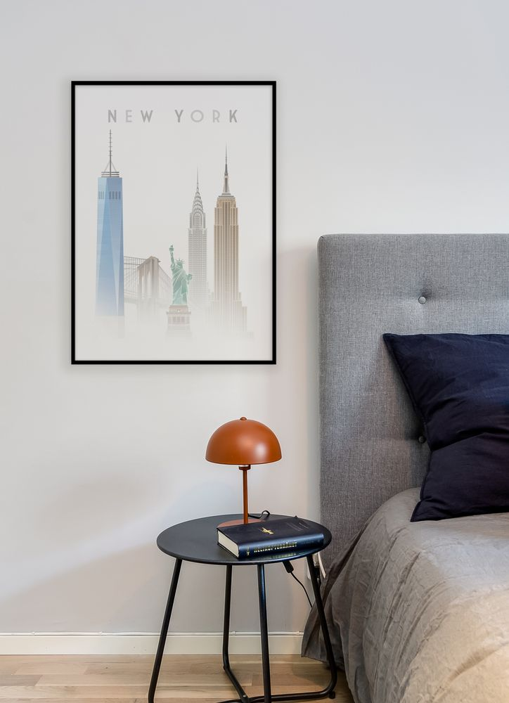 New York modern poster