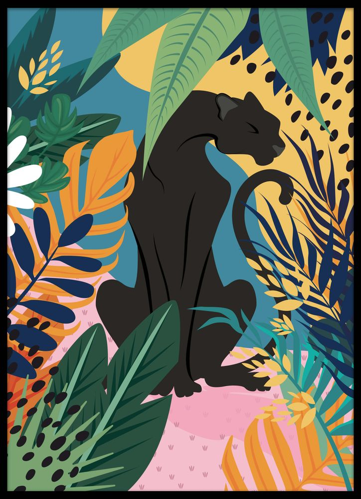 Panter poster