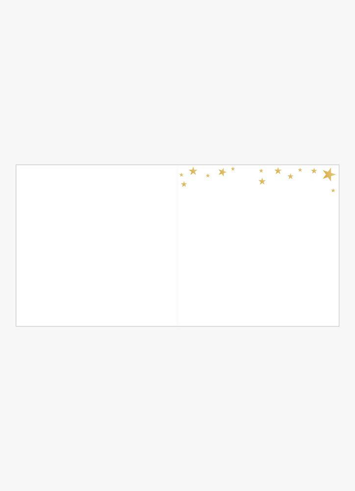 Pastell Ballong gratulationskort