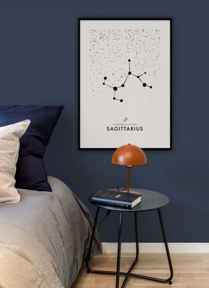 Poster skytten/Sagittarius poster