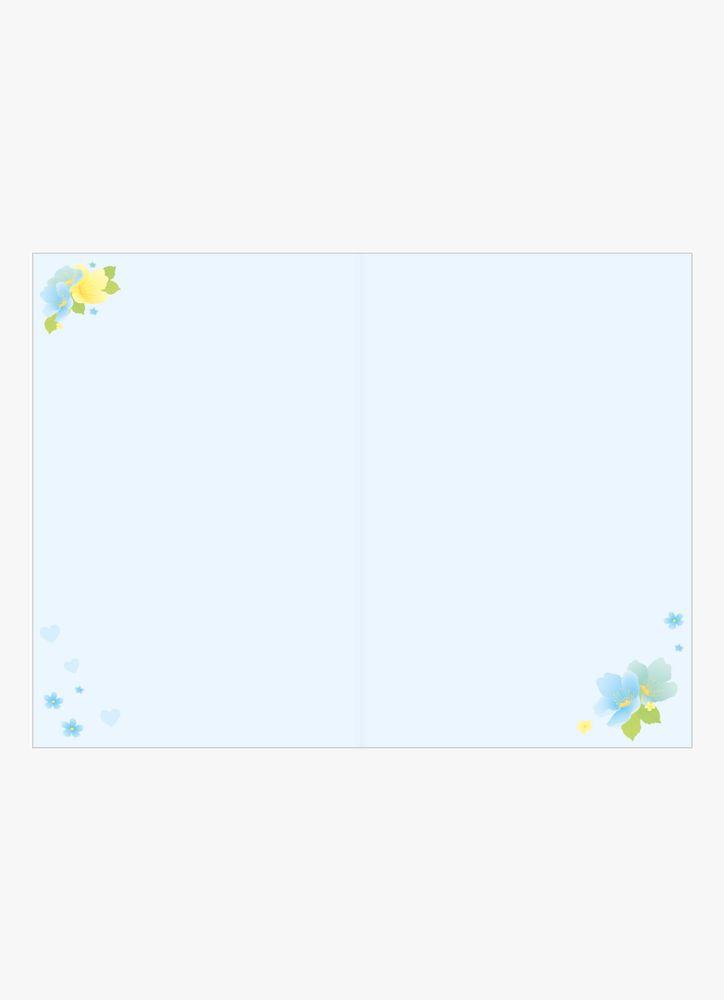 Storken blå kort